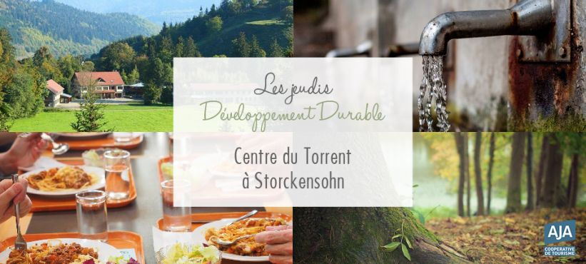 Développement durable AJA : centre du Torrent