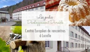 Développement durable AJA : CERL Lucelle