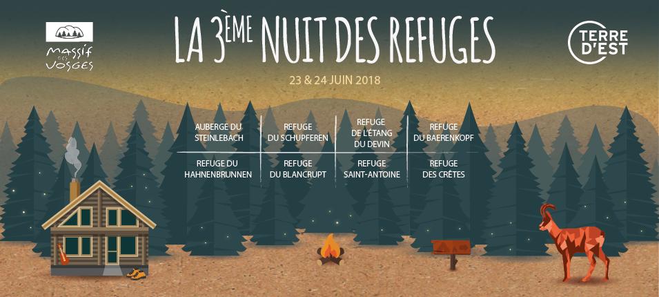 Nuit des refuges 2018
